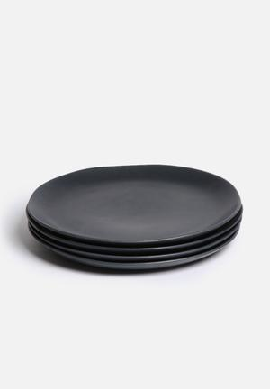 Urchin Art Dinner Plate Set Of 4 Dining & Napery Ceramic