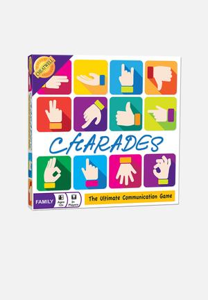 Cheatwell Family Charades Games & Puzzles