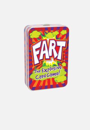 Cheatwell Fart Card Games