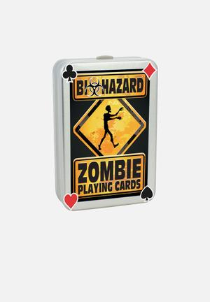 Cheatwell Zombie Playing Cards Games & Puzzles