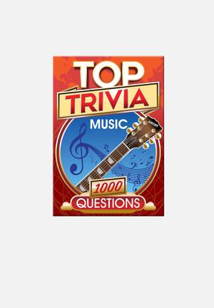 Cheatwell Top Trivia - Music Games & Puzzles