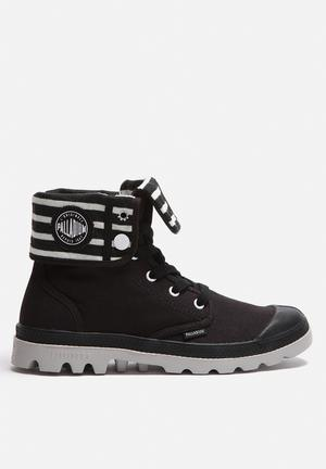 Palladium Baggy Lite Boots Black