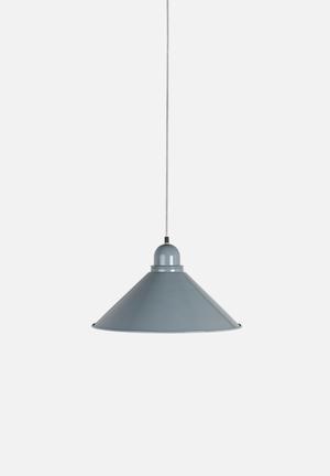 Illumina Loft Pendent Lighting Aluminium