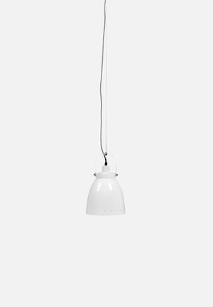 Illumina Cabo Pendant Lighting Metal & Fabric Cord