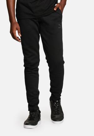 PUMA Evo Striker Sweatpants Black