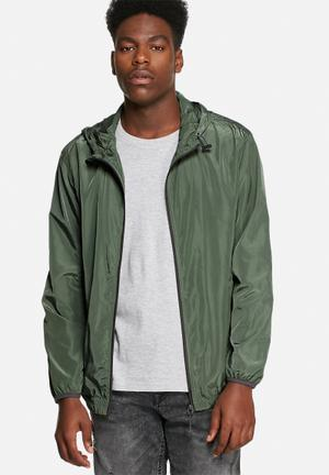 Only & Sons Michael Jacket Green