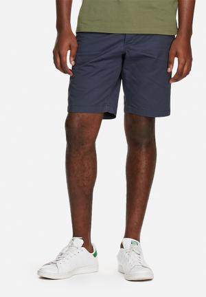 Jack & Jones Jeans Intelligence Graham Chino Shorts Navy