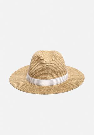 Vero Moda Sofia Hat Headwear Natural