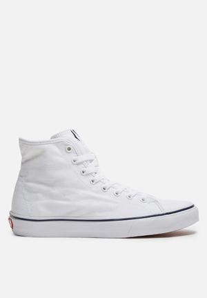 Vans Sk8-Hi Decon Sneakers White