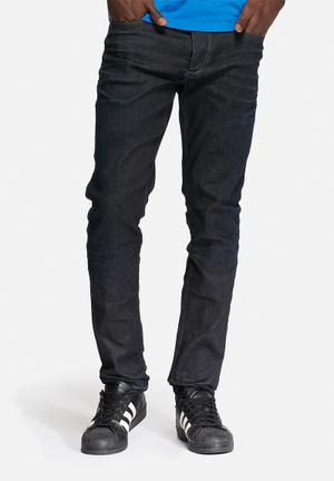 Jack & Jones Jeans Intelligence Glenn Slim Jeans Blue