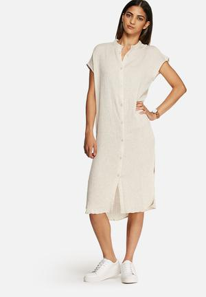 Blair shirt dress