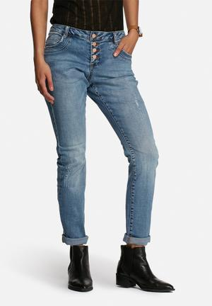VILA Cilan Jeans Blue Denim