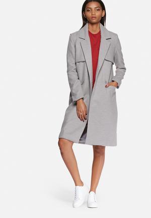 The Fifth Mercury Coat Grey