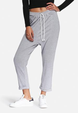 The Fifth Tuning In Pants Trousers Grey