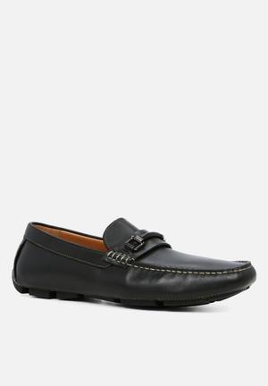 ALDO Griaviel Slip-ons And Loafers Black