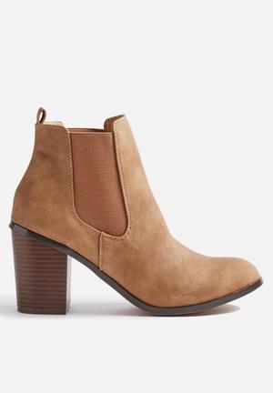 Billini Dorian Boots Taupe