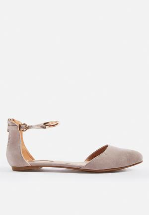 Billini Fortune Pumps & Flats Grey