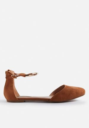 Billini Fortune Pumps & Flats Tan