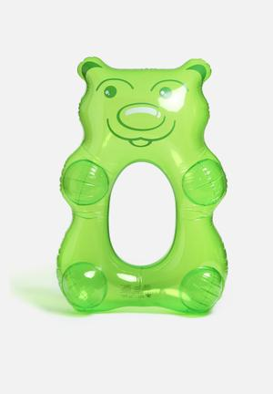 Big Mouth Giant Gummy Bear Pool Float Vinyl