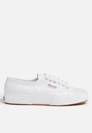 SUPERGA 2750 Lamew Glitter Classic Sneakers White