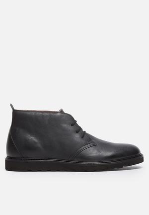 WeSC Desert Boot Black
