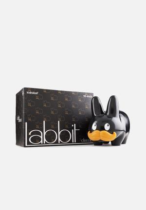 """Kidrobot 10"""" Vinyl Stache Labbit Toys & LEGO Vinyl"""