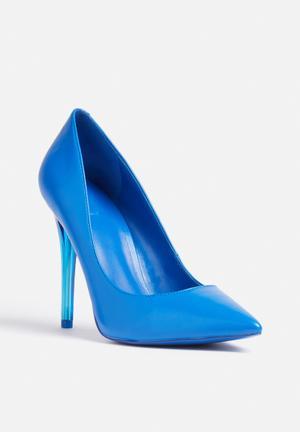 ALDO Nika Heels Blue