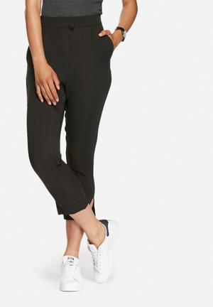 The Fifth Front Row Pants Trousers Black