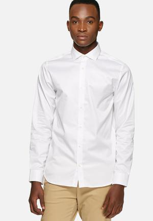 Jack & Jones Premium Andrew Slim Fit Shirt White