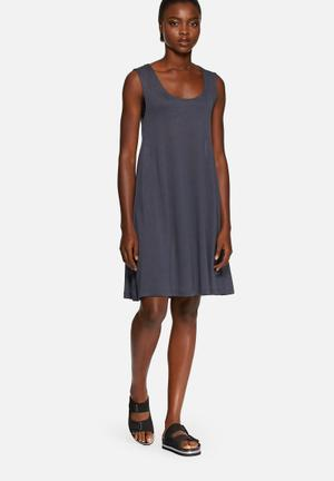 Vero Moda Great Dress Casual Blue