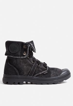 Palladium Pallabrouse Baggy Boots Black