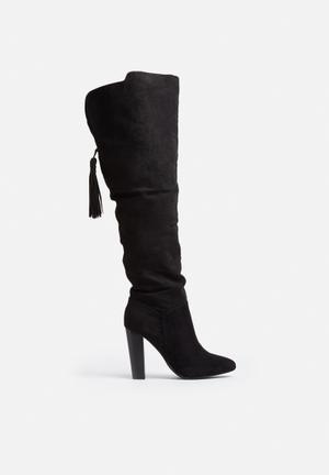 Madison® Hannah Boots Black
