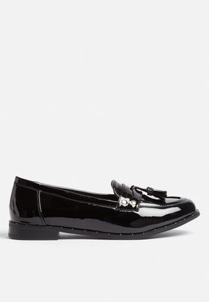 Madison® Logan Pumps & Flats Black