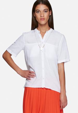 Vero Moda Elisa Shirt White