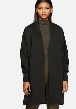 VILA Ate Jacket Black