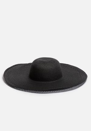 ONLY Elba Sun Hat Headwear Black