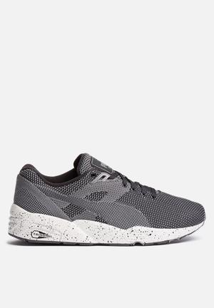 PUMA Puma Trinomic R698 Knit Mesh Sneakers Black
