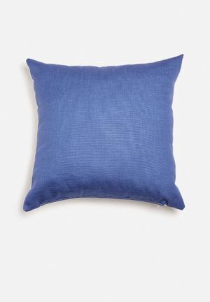 Hertex Fabrics Esprit Cushion 100% Polyester Front, Cotton Twill Back
