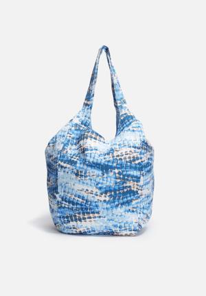 Vero Moda Lina Bag Blue & Peach