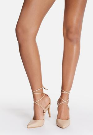 Billini Terrano Heels Nude
