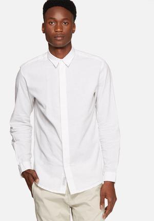 Jack & Jones CORE Cole Slim Shirt  White