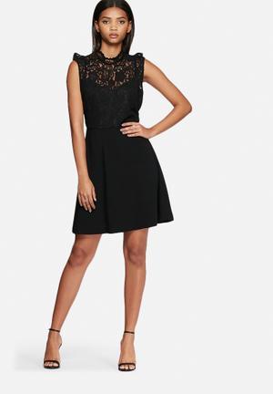 Vero Moda Gloria Dress Occasion Black