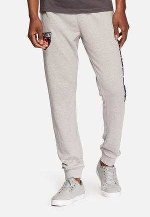 Superdry. Broome Joggers Sweatpants & Shorts Grey