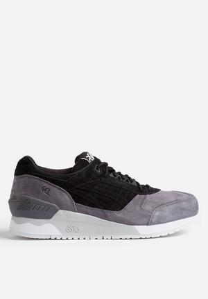 Asics Tiger Gel-Respector Sneakers Black / Grey