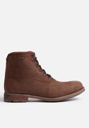 Sergeant Pepper Hiker Boot Brown