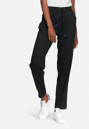VILA Daniel Pants Trousers Black