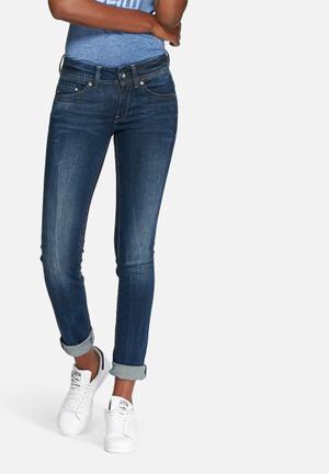 G-Star RAW Midge Jeans Blue