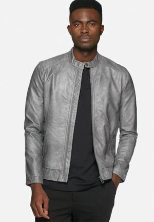 Only & Sons Lennox Jacket Grey