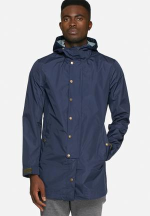 Only & Sons Luca Raincoat Jackets Navy