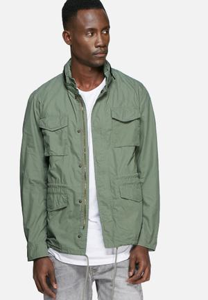 Only & Sons Lael Jacket Green
